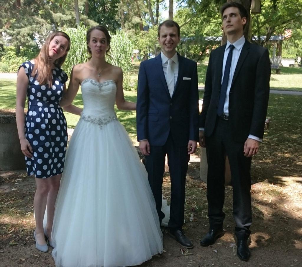 Hochzeit Kneusels