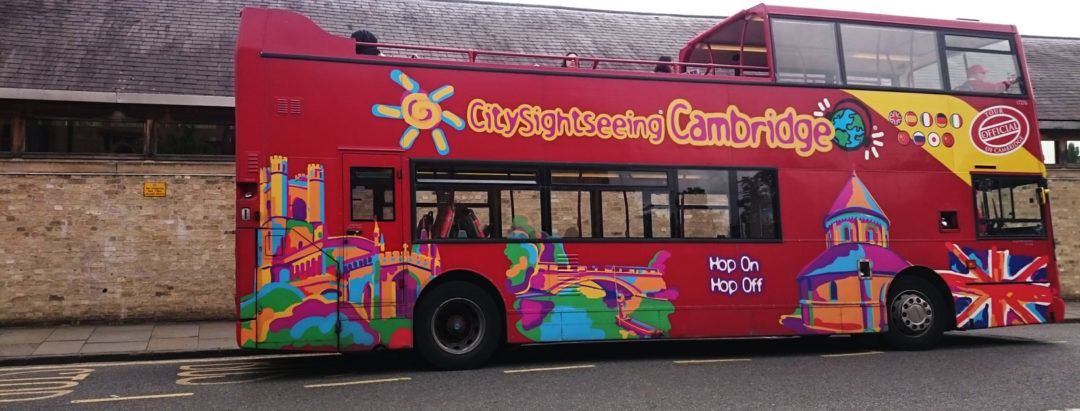 City Sightseeing Cambridge