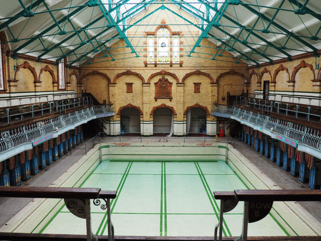Victoria Baths 1st class male