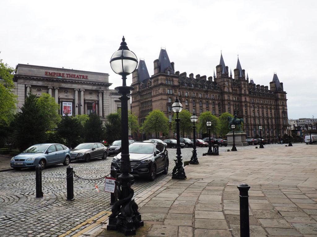 Cultural Quarter Liverpool