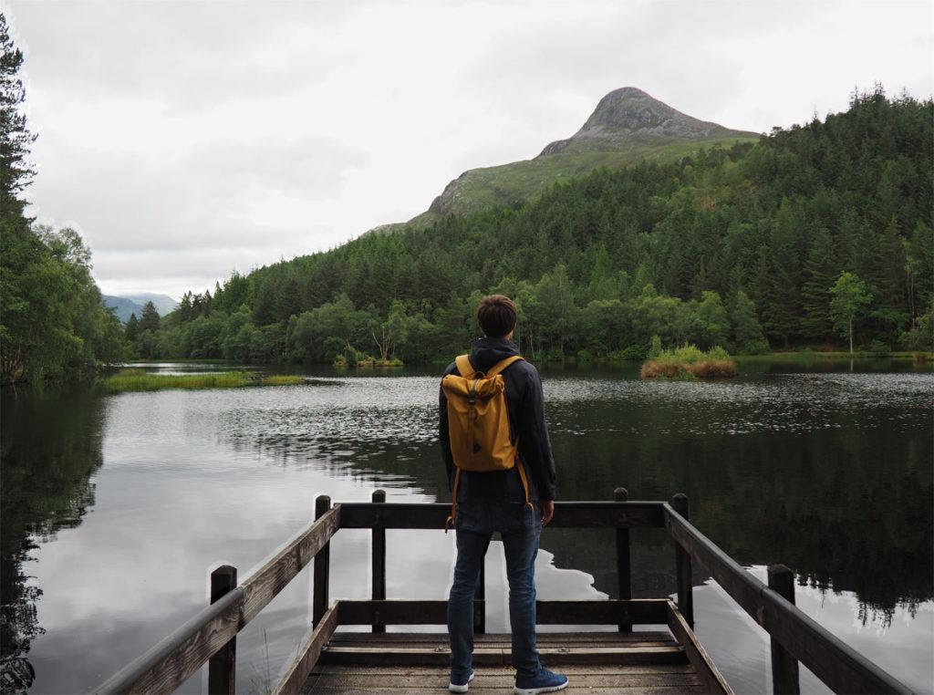 Glencoe Lochan Scotland Road Trip