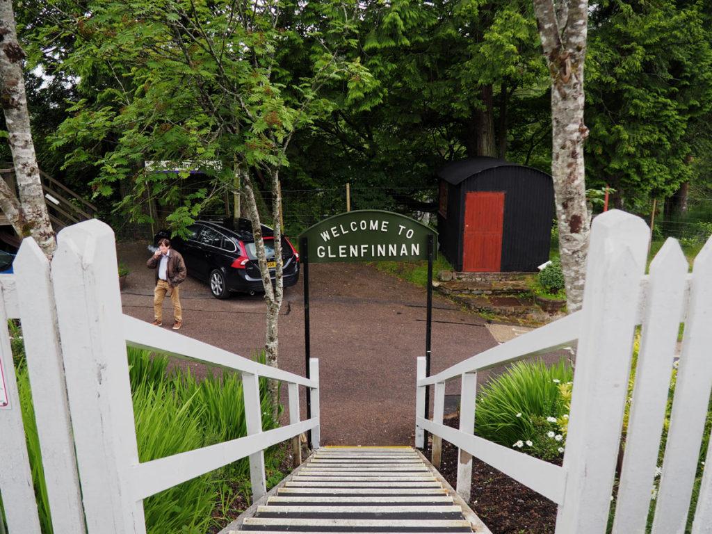 Scotland Road Trip Glenfinnan