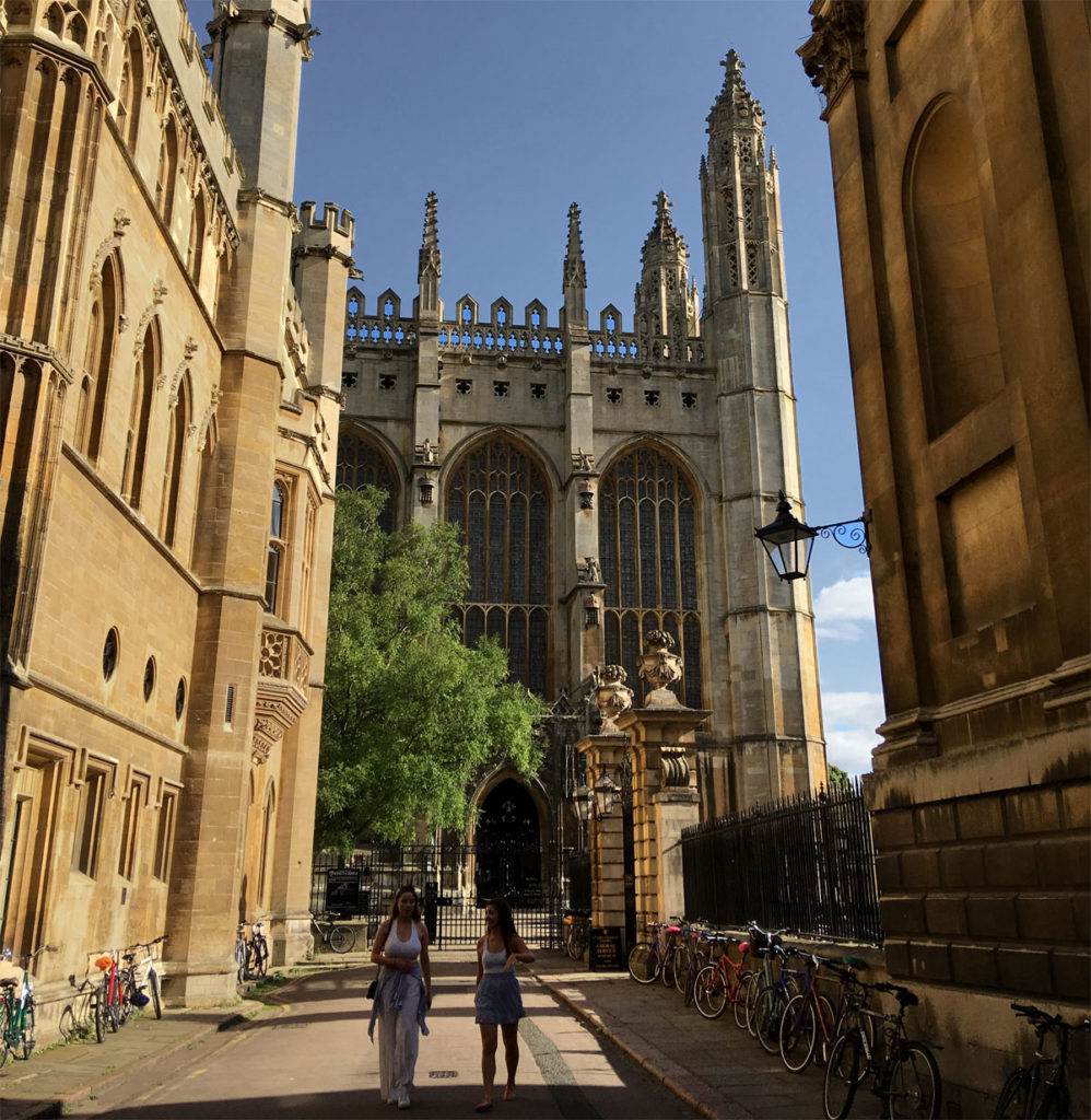 Things to do in Cambridge in summer