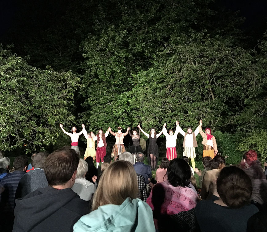 Shakespeare Festival Cambridge Things to do in Cambridge in summer