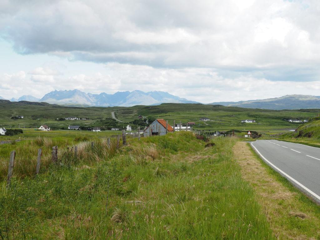 Road trip Scotland Isle of Skye
