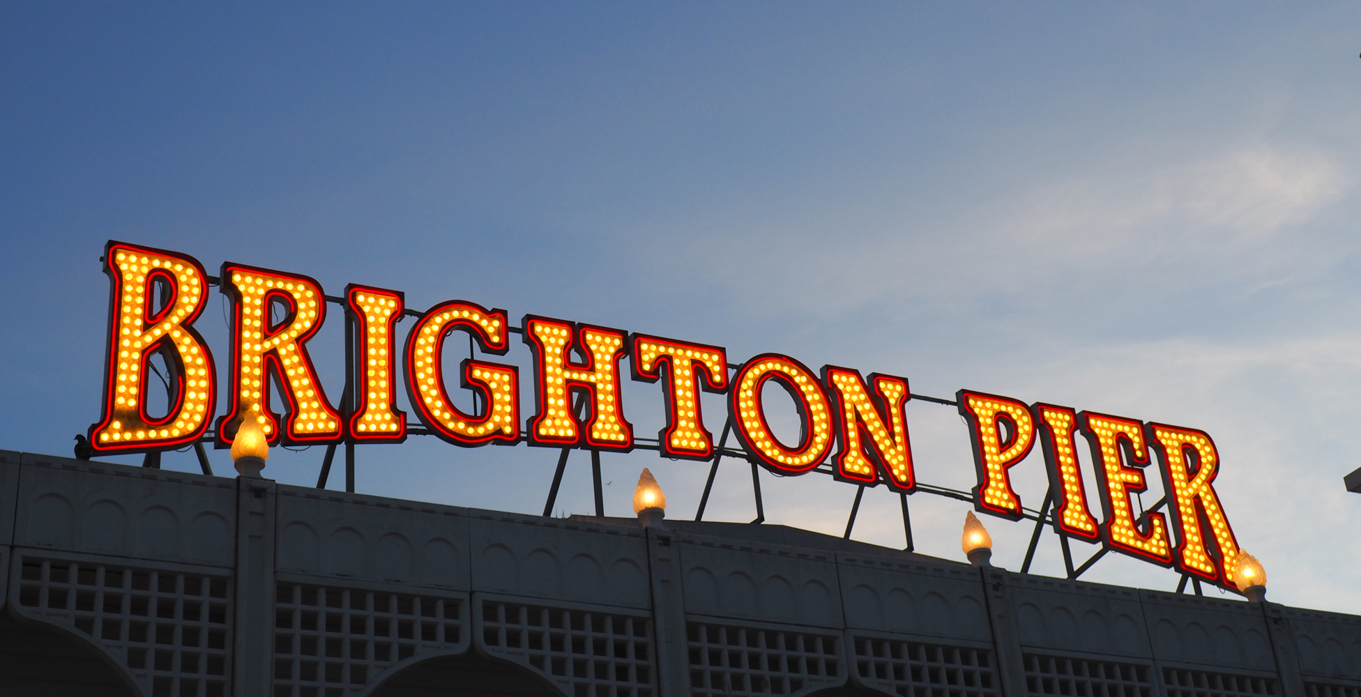 Palace Pier Places to visit in Brighton