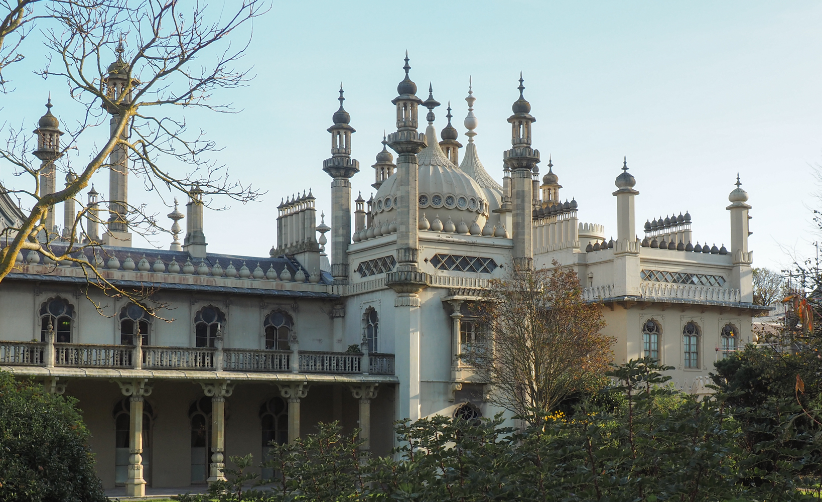 Places to visit in Brighton Royal Pavilion