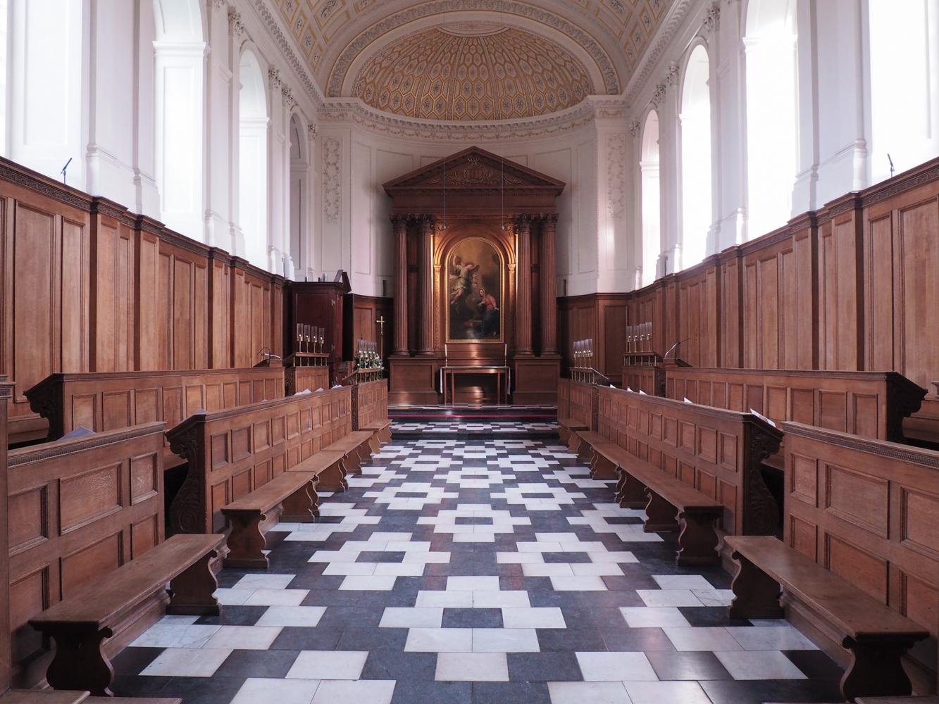 Chapel Clare College