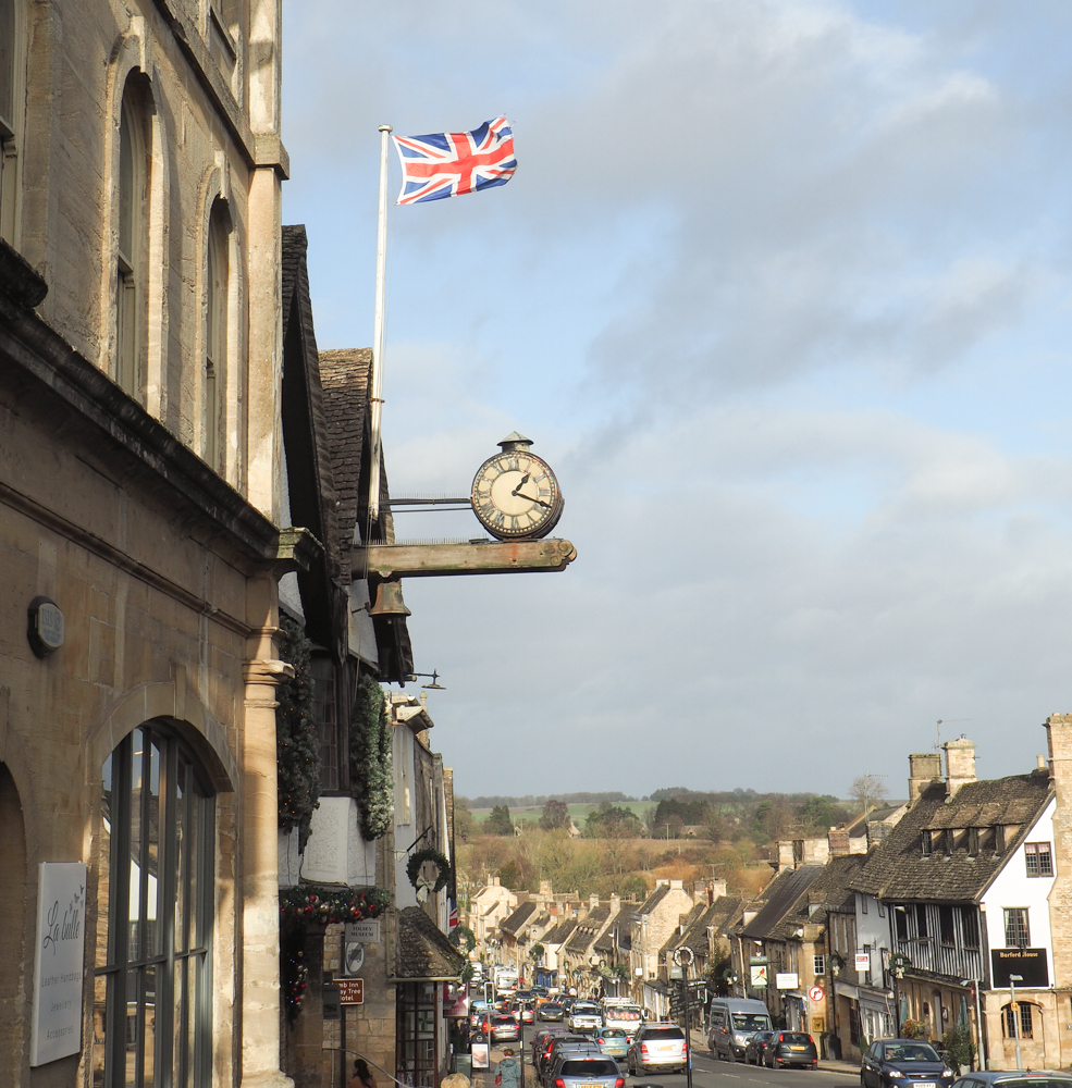 Cotswolds villages Burford