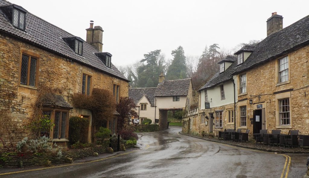 Cotswolds Castle Combe