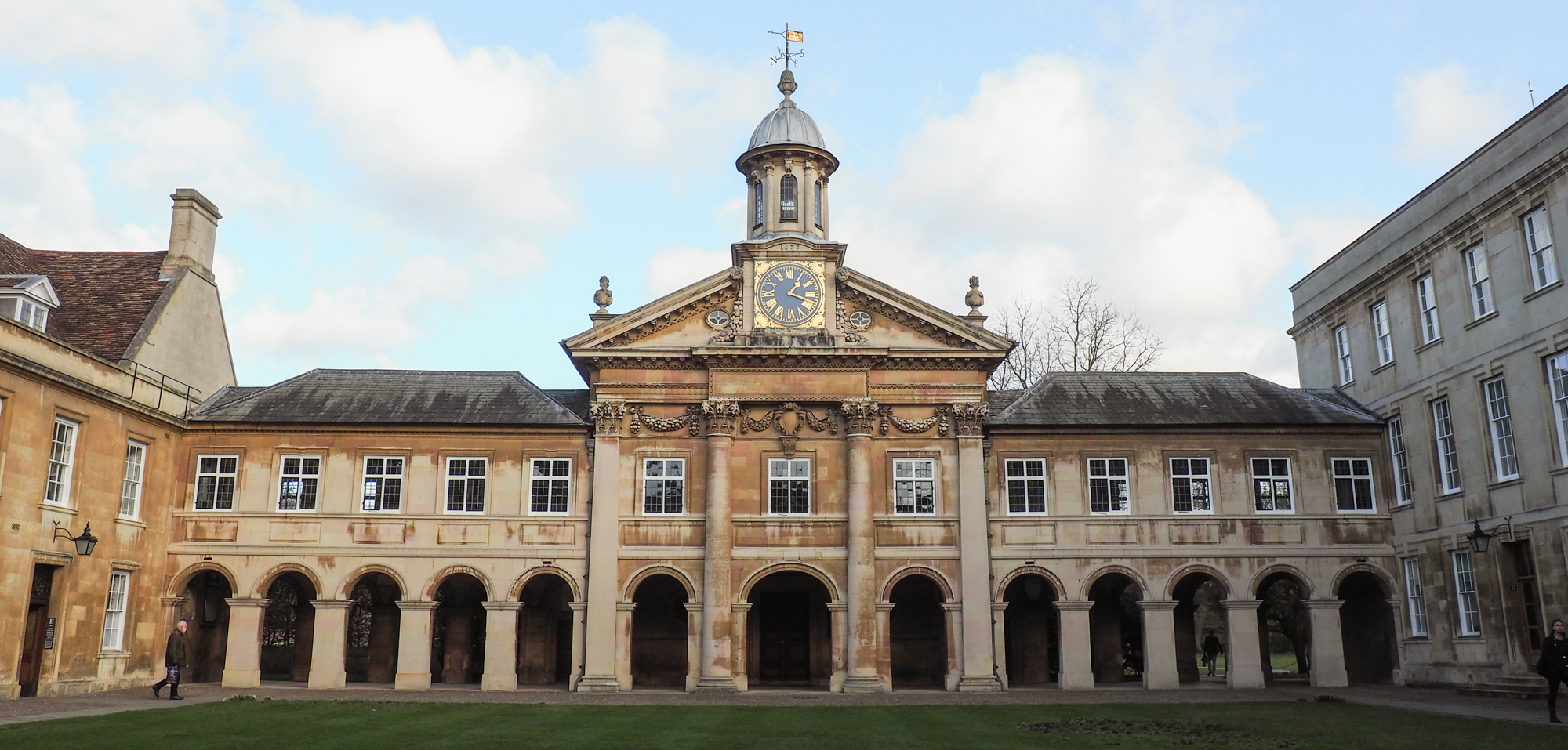 Emmanuel College Cambridge
