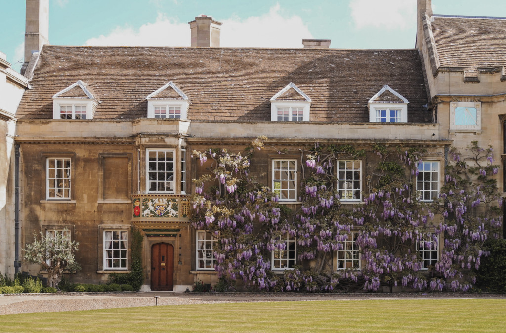 Masters Lodge Christs College Cambridge