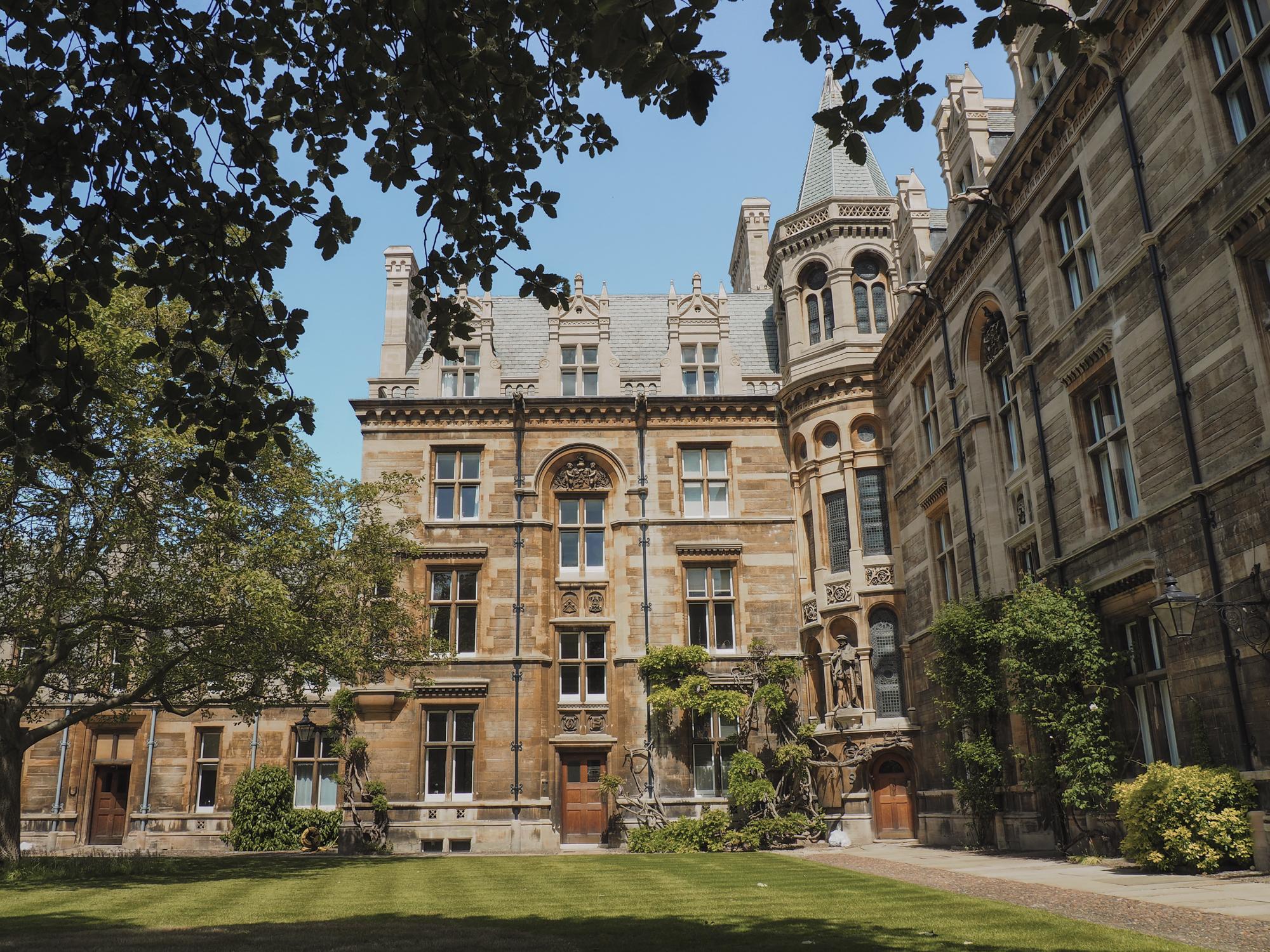 Gonville & Caius College Cambridge