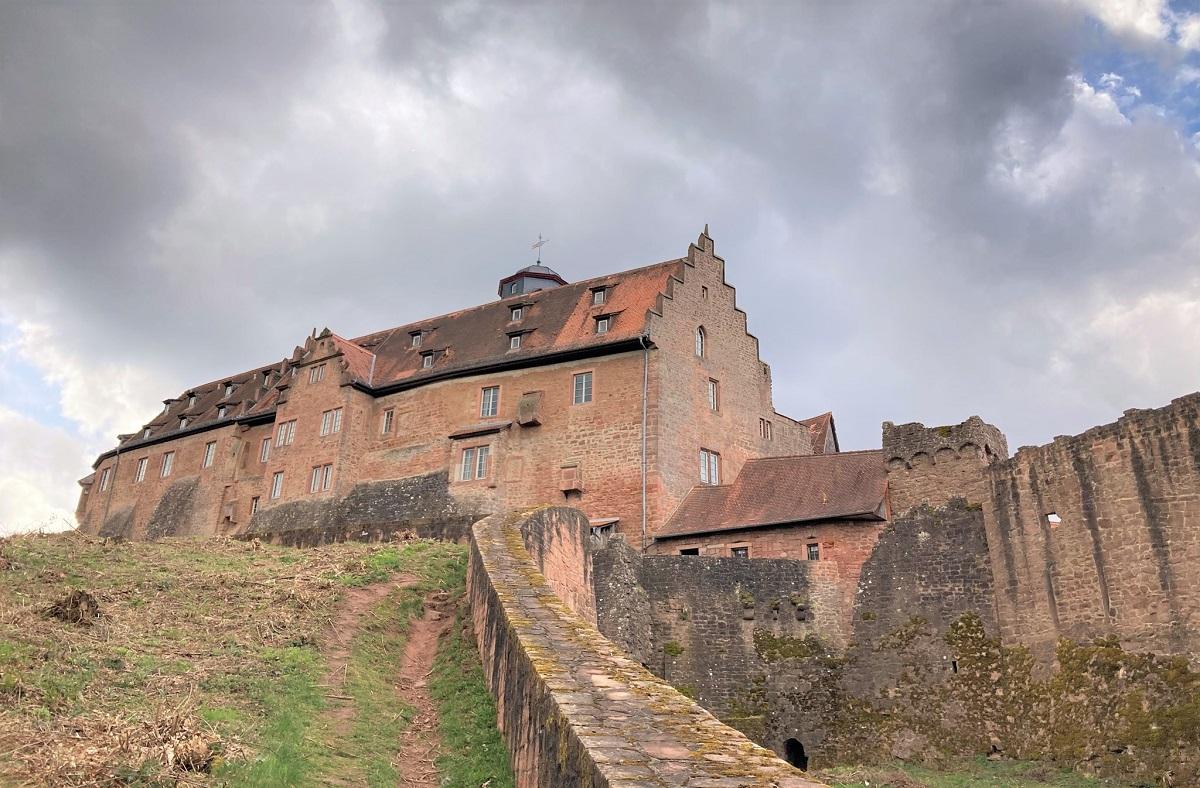 Breuberg Castle Odenwald
