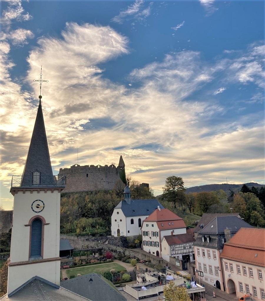 Lindenfels Castle
