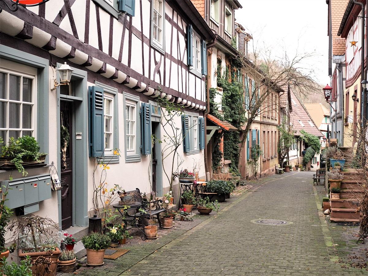 Heppenheim Odenwald