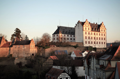 Places to visit in the Odenwald