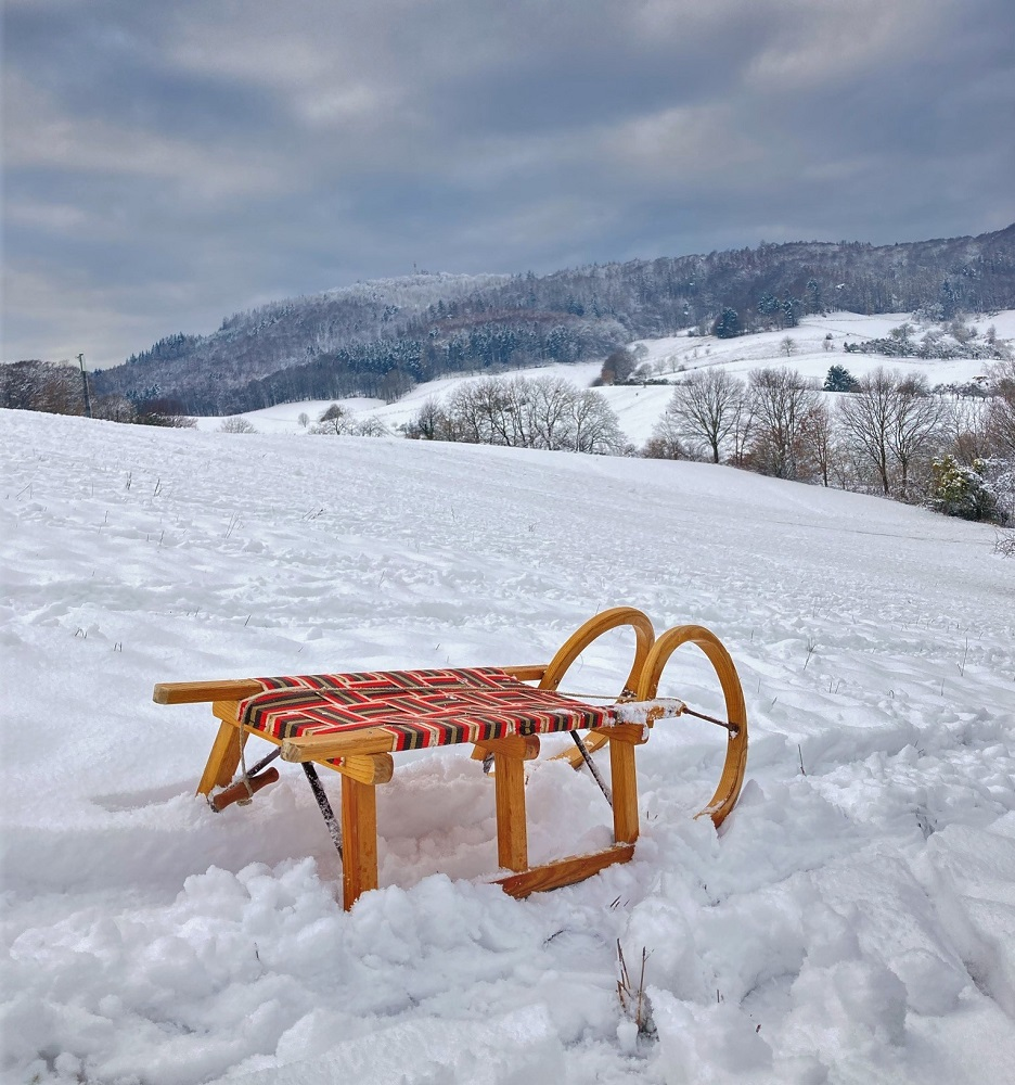Winter Odenwald
