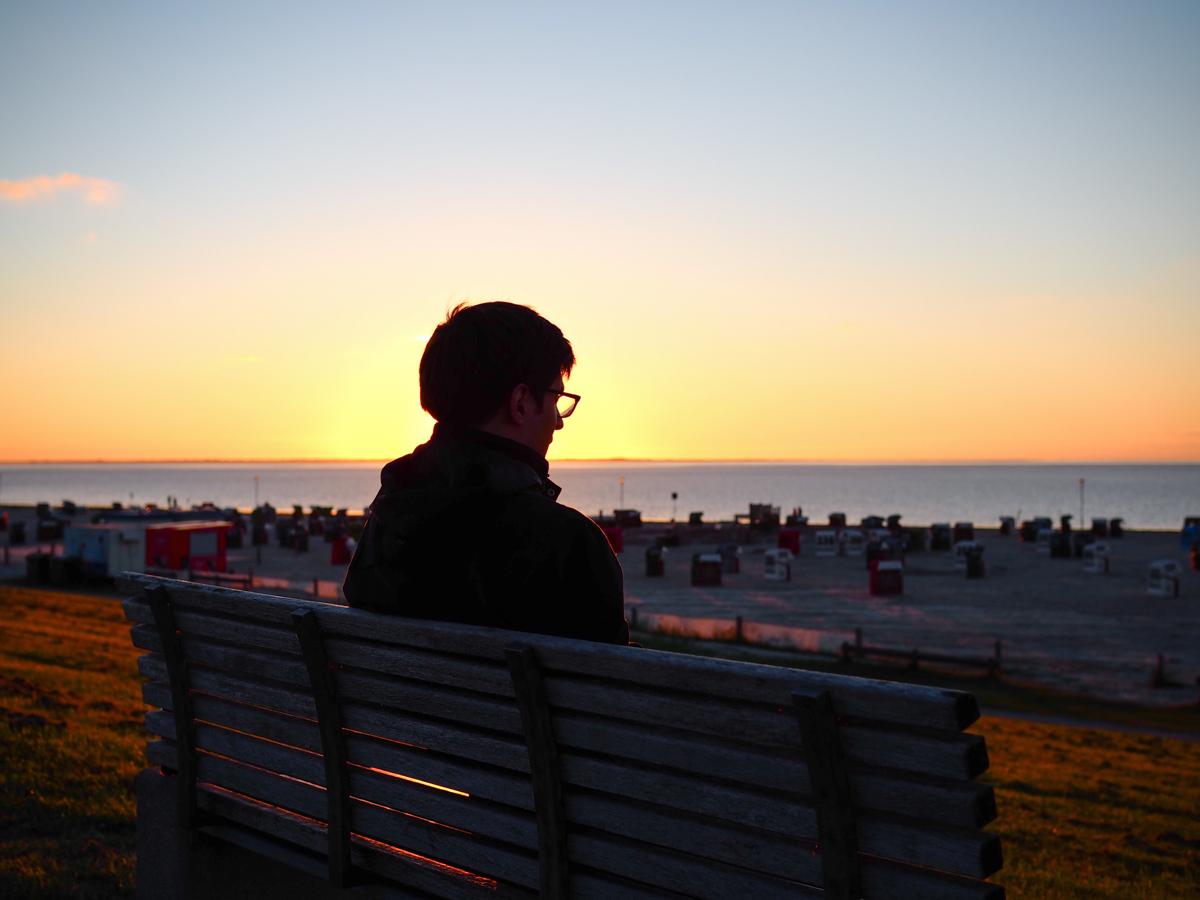 Sunset Neuharlingersiel